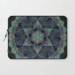 Star Mandala Laptop Sleeve