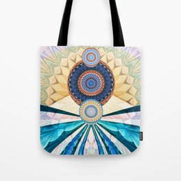 Allll the Way In Tote Bag
