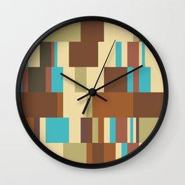 Songbird Santa Fe Wall Clock