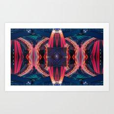 Ephemeral Beauty Art Print