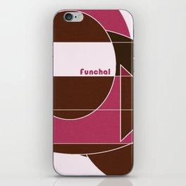 Funchal Mosaic iPhone Skin