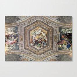 Vatican V, Rome Canvas Print