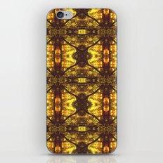 Kaleidoscope Woods iPhone & iPod Skin