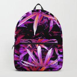 Unreal Cannabis Stars Backpack