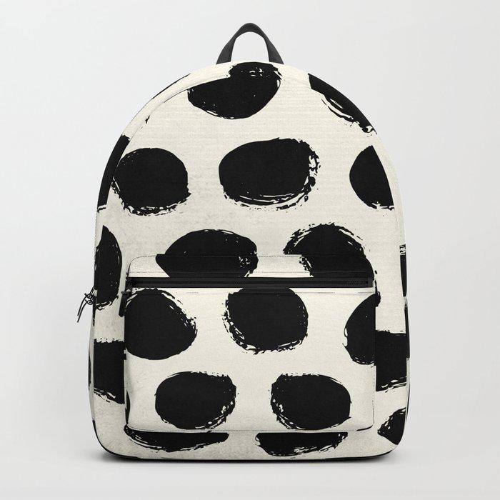 Urban Polka Dots Backpack