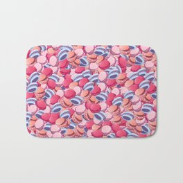 Macaron Madness Bath Mat