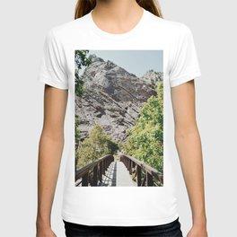 Bridge to the Mountains T-shirt