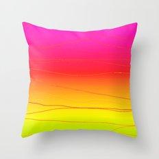State of Mercuri Throw Pillow