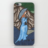 monet iPhone & iPod Skins featuring Monet by Gabriel Guyer