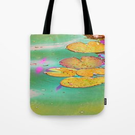 Searose Leaves  Tote Bag