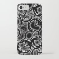 metallic iPhone & iPod Cases featuring Metallic by LoRo  Art & Pictures
