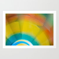 Pinwheel Art Print