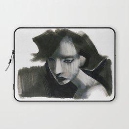 assassin (sharpie on paper) Laptop Sleeve
