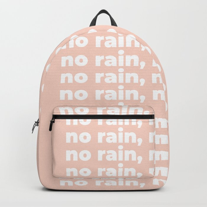 photograph relating to Printable Backpacks called No Rain No Bouquets Estimate, Lifetime Prices, Superior Printable Pictures, Peach Wall Artwork Print Decor Backpack by means of radub85