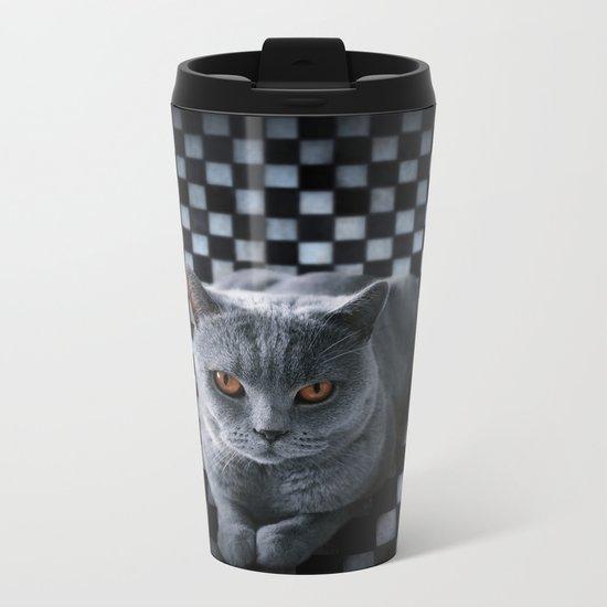Diesel in the box Metal Travel Mug