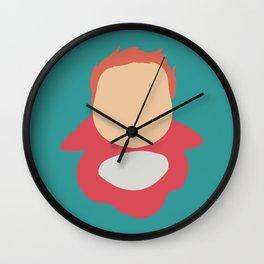 Ponyo Wall Clock