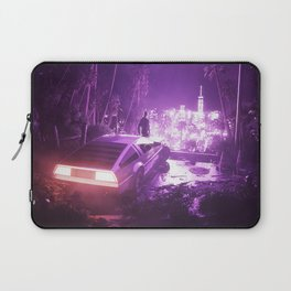 TIMEOUT | by RETRIC DREAMS Laptop Sleeve