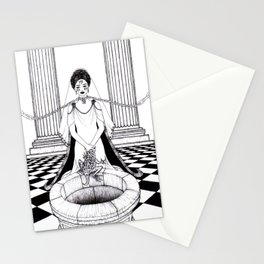 Doing Well / The Princess and the Frog Stationery Cards