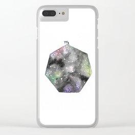 Virgo 2 Clear iPhone Case