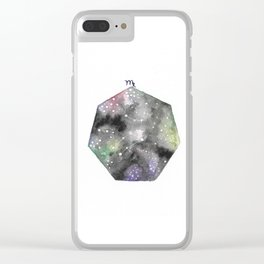 Virgo 2 Clear iPhone Case