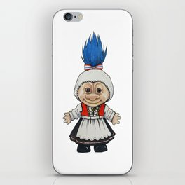 Bunadstroll iPhone Skin