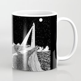 Monolithic Destiny Coffee Mug