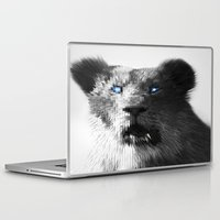 transformer Laptop & iPad Skins featuring Tigertron by Tyvenchy