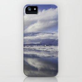 Jokulsarlon Lagoon Beach 13  iPhone Case