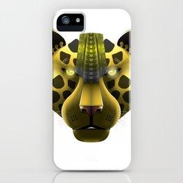 Jaguar - Sol Nocturno iPhone Case