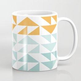 Calm Colorful Geometrics Coffee Mug