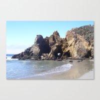 big sur Canvas Prints featuring Sur by Drifter