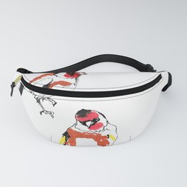 Goldfinches Fanny Pack