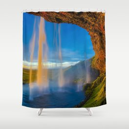 Islande Shower Curtain