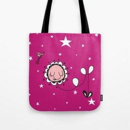 Baby flower Tote Bag