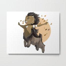 Freedom Centaur Metal Print