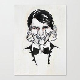 BowTie Canvas Print