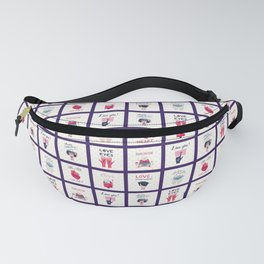 BE MY VALENTINE! Fanny Pack