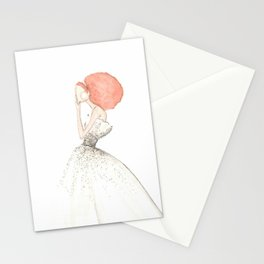Loire Girl Stationery Cards