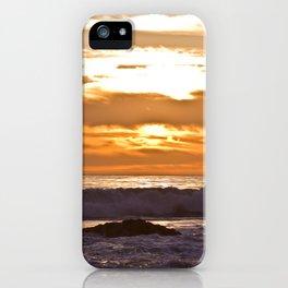 El Matador Sunset, 2011 iPhone Case