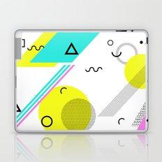 It's memphis time! Laptop & iPad Skin