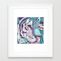 jake Framed Art Prints featuring Jake by Colleen wallace
