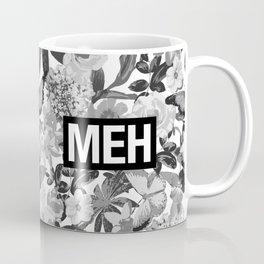 MEH B&W Coffee Mug