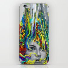 Psychedelics iPhone & iPod Skin