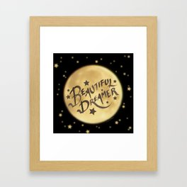 Beautiful Dreamer Framed Art Print