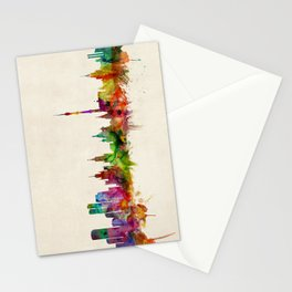 Moscow Russia Skyline Stationery Cards