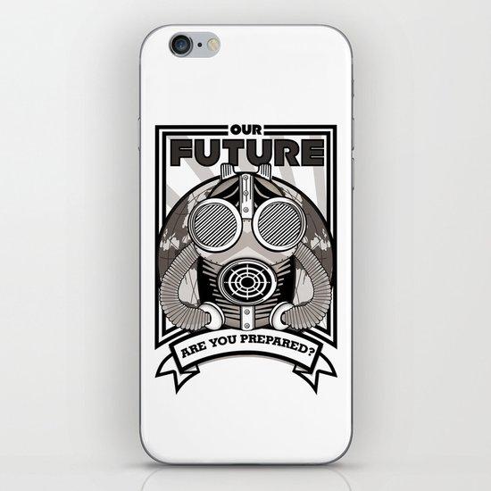 Are You Prepared? iPhone & iPod Skin