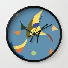 Comp A1 Wall Clock