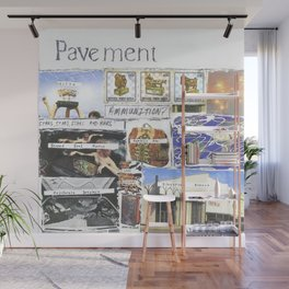 Pavement - Westing Wall Mural