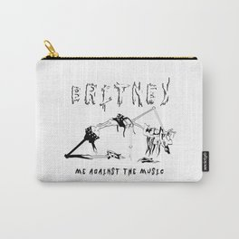 Britney - Me Against The Music - Piece of Me Zombie Carry-All Pouch