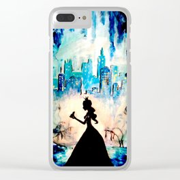 Enchanted love Clear iPhone Case
